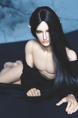 Come Here (Sackielc) Tags: abjd bjd asian ball jointed doll soom obsidius fairyland feeple65 fl65 hybrid modded mods xandor sexy vampire fantasy sd sackielc