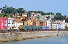 Devon Local. (curly42) Tags: 150221 class150 sprinter dmu unit class153 gwr transport railway dawlish