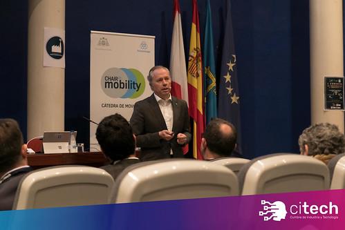 Javier Sesma, Director General de thyssenkrupp Elevator Innovation Center