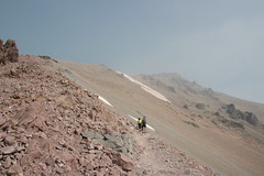 At least we can see the summit now (rozoneill) Tags: lassen volcanic national park peak hiking california volcano