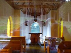20180915Steiermark Kapelle 4v5Ingeringsee Spiegelung (rerednaw_at) Tags: steiermark ingeringsee kapelle spiegelung
