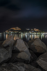 Port de Andratx (pinusylvestris) Tags: mallorca isla spain baleares larga exposicion long exposure water luces puerto barcos deportivo