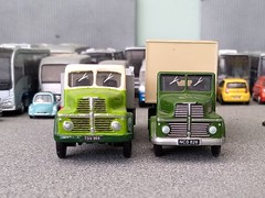 A sound Base for improvement (quicksilver coaches) Tags: thornycroft trusty basetoys btmodels 176 oo plastic model code3