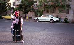 Trying to Be Retro (nima.mojiz) Tags: film nikonf100 nikon filmphotography agfa400 agfavista400 agfavista tehran iran