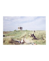 2018 | Skagen (Frankfelixfolke) Tags: skagen pier horizon beach nature sky gold200 kodak kodakgold denmark summer