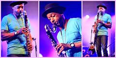 Marcus Miller (bscl) Marcus Miller Laid Black Tour, Dinant Jazz, Belgium (claude lina) Tags: claudelina belgique belgium belgïe musique dinant dinantjazzfestival jazz musiciens concert instruments marcusmillerlaidblacktour marcusmiller clarinettebassebass clarinet