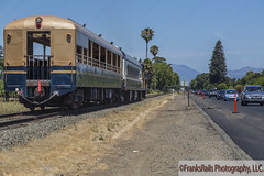 Napa Valley Train Treats (FranksRails Photography, LLC.) Tags: ambulance ems police firefighter pierce orion southernpacific asti cloverdale amtrak franksrailsphotographyllc caltrain amtk jpbx up cdtx coast sub peninsula union pacific california autoracks long exposures time lapses vta railroad new flyer gillig rapid routes trains busses rails smart sonomamarin area rail transit dmu nippon sharyo chp sonomacountysheriff californiahighwaypatrol goldengatetransit northwesternpacificrailroad nwp nwprr ksfo sanfranciscointernationalairport boeing airbus embraer canadair unitedairlines americanairlines britishairlines luftansa klm uae corvette c2 southwestairlines