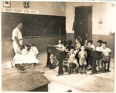 Our classroom in 1950 (Steven Czitronyi) Tags: childhood 1950 schoolroom classroom