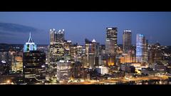 City Lights - Mount Washington (Fatehi Al-Tamimi) Tags: cinema cinematic photography night city citylights lights filmic movie buildings skyscaper skyline skyscraper