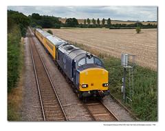 The change in fortunes of the SYJR, Colas Test Train, at Dinnington Junction - 7763 (Views in Camera) Tags: dinningtonjunction colasrail class37 37612 d6879 37421 d6967 staroftheeast 1q64 tyseleylmdviaallovertheworldtonevillehilltrsmd lmd lightmaintenancedepot plpr plainlinepatternrecognitiontrain coach977868 radiosurveytestcoach coach72639 plainlinepatternrecognitioncoachno4 coach977974 trackinspectionunitno2 coach6260 ultrasonictestcoach freightliner heavyhaul class66 66529 4d28 cottampowerstationfhhtohunsletyard hjabogiehoppers dbcews dbschenkercargo eastwestscottish 66230 6z29 rossingtoncollierytoworksopupreceptions htabogiehoppers 66015 6t57 belmontdownyardviaworksopreceptiontodinningtonjunction jnabogieballastboxwagons lindrickdale brancliffeeastjunction worksop shireoaks gcr lner lincolnline syjr southyorkshirejointrailway dinningtoncolliery brancliffelimeworks lowgroundsbrickworks worksoppsb signalwp0602 signalwp0605 signalwp0606 signalwp0607 brancliffewestjunction laughtonwestjunction laughtoneastjunction pennyhillwindfarm laughtonmineraltrail thurcroftcolliery
