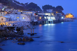Lei Yue Mun at Blue Moment