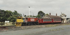 Remuera (andrewsurgenor) Tags: locomotive engine transport diesel nz newzealand train railway railroad narrowgauge rail nzr railfan