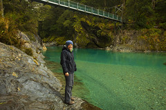 Blue Pools (Matt Champlin) Tags: fish fishing trout pools glacier amazing blue hike hiking newzealand bluepools courtney paige women fun adventure canon 2018 outdoors landscape rugged