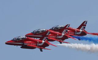 BAe Hawk T1 Red Arrows 027-1