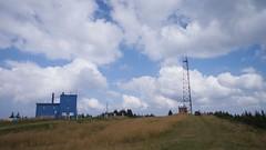 Stația meteo de pe vf Lăcăuți