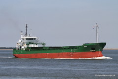 Ship. Eken 9263564 (dickodt65) Tags: ship schelde coaster eken