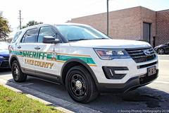 Lake County Sheriff (robtm2010) Tags: tavares usa florida eastcoast canon canont3i t3i motorvehicle vehicle lakecountysheriff sheriff lakecounty ford suv explorer patrolvehicle truck