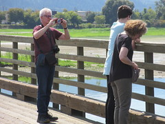 Everyone wants to take pictures (jamica1) Tags: salmon arm shuswap bc british columbia canada photographer camera