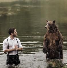 Love at first sight (David Olkarny Photography) Tags: davidolkarny olkarny david bear brussels shooting portrait bruxelles wedding mariage