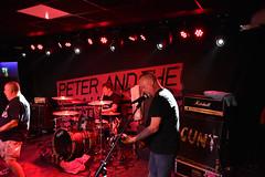 Peter And The Test Tube Babies 07-09-2018 030 (Matt_Rayner) Tags: delstrangefish vocalsguitar nickabnett bass peterbywaters vocals samgriffinfuller drummer concert live punk talkingheadssouthampton peterandthetesttubebabies