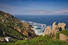 Prior (termitero) Tags: galiza galicia mar sea paisaxe paisaje landscape longexposure nd nd1000