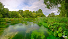 JHG_GFX50s-010151-Pano.jpg (Julian Gazzard) Tags: sunny natural landscape beats peaceful nature reflection fly recreation riverside treelined trees meander riverwater troutriver scenic catch sky green riverbank beat famous rod chalkstream season fish scenery stream summer outdoor waterway rivermanagement picturesque english itchen countryside blue colorful fishing beautiful river trout leisure hampshire sport travel water outdoors background walk