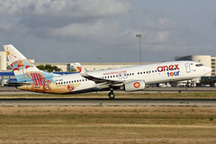 Boeing 737-8Q8 Azur Air Anex Tour VP-BIR PMI LEPA (Toni Marimon) Tags: boeing 7378q8 azur air anex tour vpbir pmi lepa b737 b738 b737800 737 738