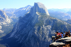 Half dome (Eduardo Ruiz M.) Tags: postcard mountain rock landscape outdoor halfdome yosemite