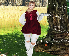 № 353 (Snow Style) Tags: fameshed navycopper catwa secondlife sl 3d avatar maitreya riot