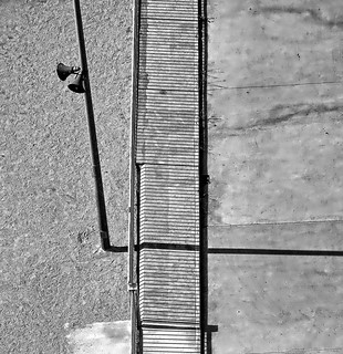 La escalera de la sombra