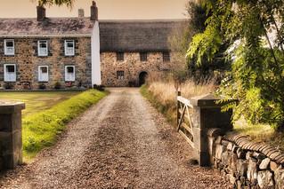 Les Caches Farm, Guernsey