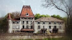 Sanatorium (ostplp) Tags: patrimoine disparu ruine ancien friche sanatorium abandonné exploration urbex