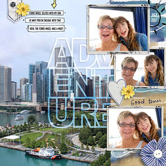 Adventure (laurie_weber67) Tags: selfie adventure vacation chicago daughter teen