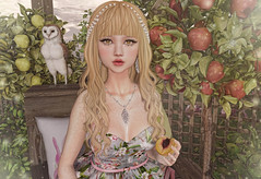 Perfect Harmony (Closer) (Gabriella Marshdevil ~ Trying to catch up!) Tags: sl secondlife cute doll kawaii limerence mudskin catwa bento fameshed jian belleepoque gosee