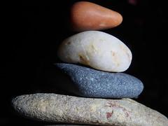 Pile de roches (FotoAmatrix) Tags: rock macromondays stone pebble galet roche