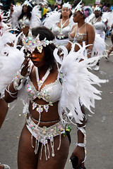 DSC_8338 Notting Hill Caribbean Carnival London Exotic Colourful Costume Girls Dancing Showgirl Performers Aug 27 2018 Stunning Ladies (photographer695) Tags: notting hill caribbean carnival london exotic colourful costume girls dancing showgirl performers aug 27 2018 stunning ladies