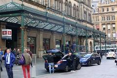 Glasgow Central Station. (Paris-Roubaix) Tags: glasgow central station wrought ironwork gordon street train