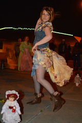 That runway walk (radargeek) Tags: prairierebellion fashion fashionshow refashion event model 2018 april plazadistrict oklahomacity oklahoma doll