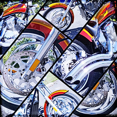 """Chromed Out"" (delmarvausa) Tags: orange motorcycle hondamotorcycles chrome custom orangepaint thecolororange custombike motorcycles custommotorcycle custompaint bike motorcycleart wheel wheels honda hondamotorcycle"