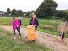 20180916_154555 (Keep Wales Tidy) Tags: beachcleancymru river litter marine monmouth volunteers