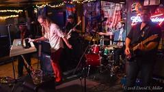 Tiki Bar & Grill Monday Night Blues Jam (David Miller, photographer) Tags: theblues electricbass electricguitar shreveport drums keyboard vocalist livemusicalperformance liveperformance jam musician musicians musicalperformance