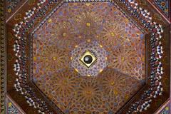 2018-4709 (storvandre) Tags: morocco marocco africa trip storvandre marrakech historic history casbah ksar bahia kasbah palace mosaic art