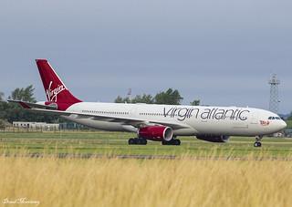 Virgin Atlantic A330-300 G-VLUV