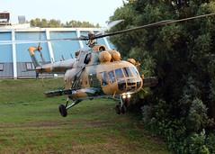 Mi-17 (Péter_kekora.blogspot.com) Tags: szolnok hungary 2018 august hdfhungariandefenceforces helicopter airshow military specialforces tisza mi8 mi17 magyarhonvédség