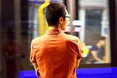 Transporte madrileño (Luz De Melibea) Tags: transporte metro madrid photo speed photography escueladejackie lavueltaalmundo juegolvm búsquedadetesoro velocidad