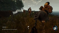 (AndThenThereWasLucky...) Tags: theforrest gaming scary horror