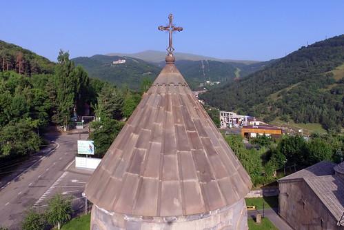 Tsaghkadzor, Kecharis Monastery, 2018.07.28 (07)