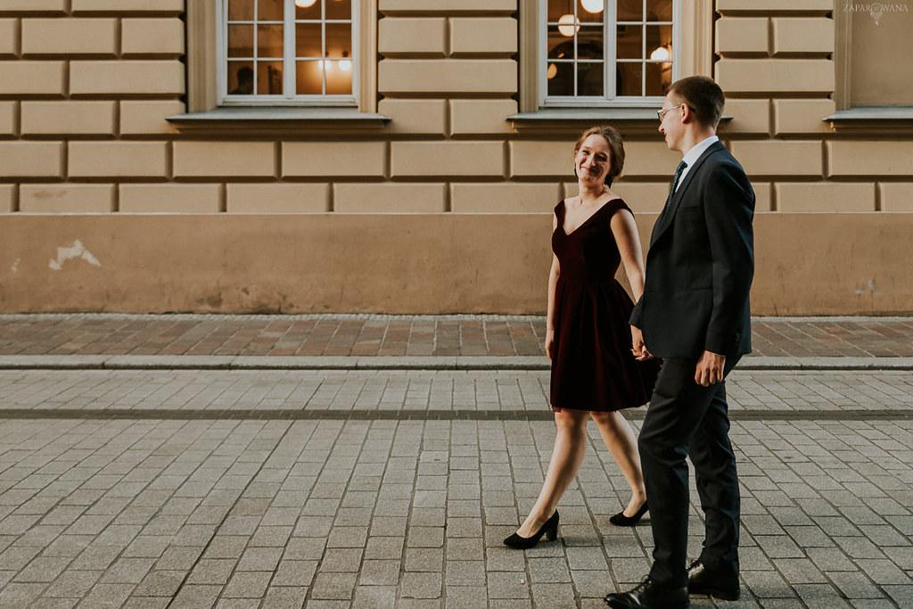 368 - ZAPAROWANA - Kameralny ślub w Krakowie