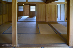 Shurijo Castle Park (lh tanG) Tags: tatami room