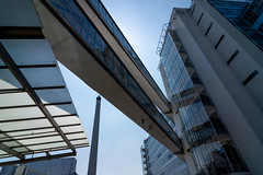 _DSC5484 (durr-architect) Tags: van nelle factory rotterdam modern architecture brinkman vlugt movement glass building functionalism rational production monument white period coffee tea tobacco snuff office warehouse expedition storage depots concrete frame conveyor sky bridges outdoor complex steel facade
